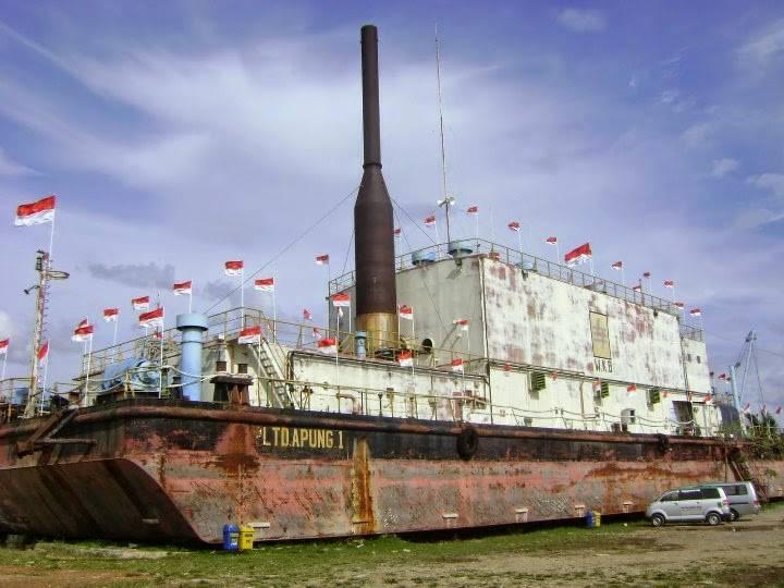 Kapal PTLD Apung 1