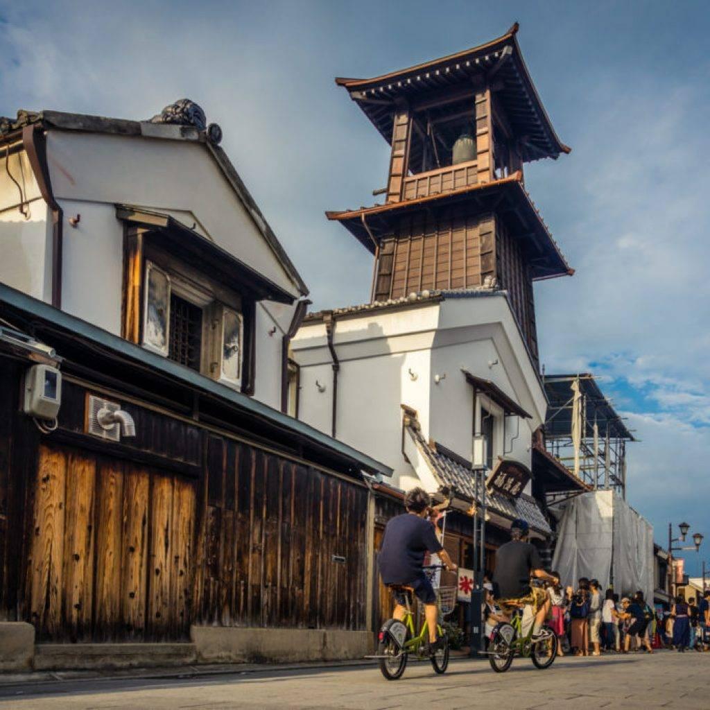 Kawagoe old town